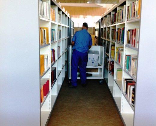 mudanza oficina archivero